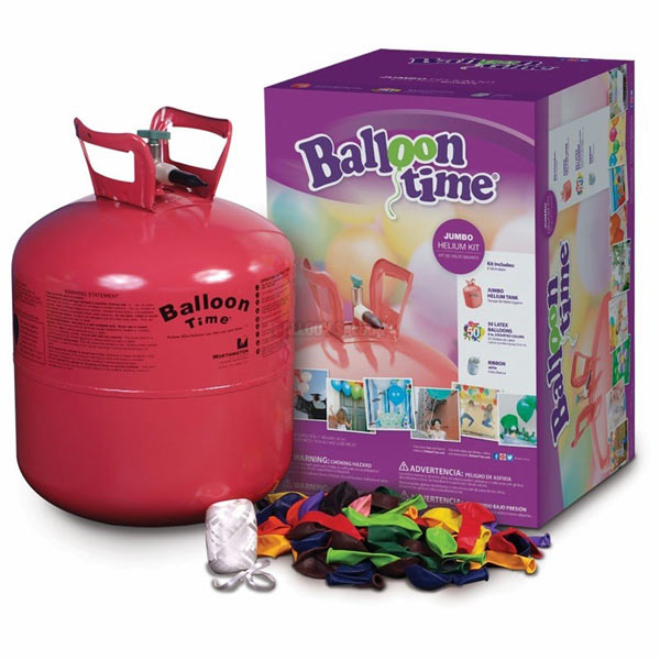 کپسول گاز هلیوم برای بادکنک