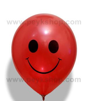 چاپ بادکنک چینی گرد - ایموجی لبخند