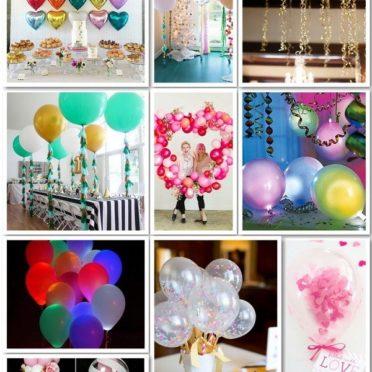 40 ایده بادکنک آرایی جذاب و زیبا